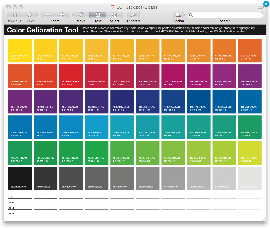 color calibration tool - 28 images - how to calibrate your
